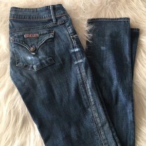 Hudson straight legs jeans - size 26